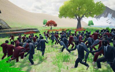 Introducing CryptoMonkey Empire : Battleground Pre-alpha !